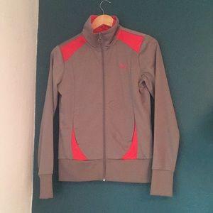PUMA zip-up Jacket Size Small